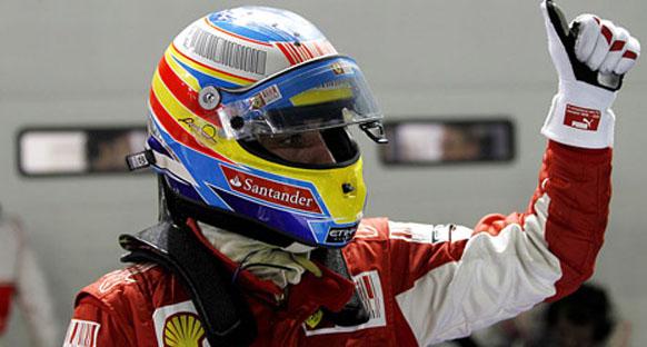 Alonso: Kazanmaktan başka hedefimiz yok