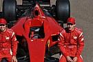 Bianchi ve Perez F60 ile teste çıktılar