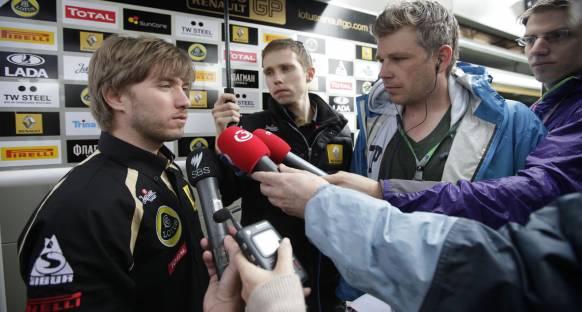 Heidfeld ve Renault resmen yollarını ayırdı