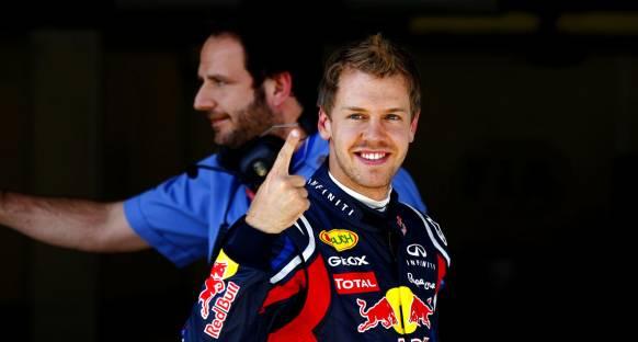 Vettel: Almanya'da zaferin tadı bir başka