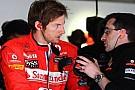 Button: McLaren'la çalışmak keyif verici