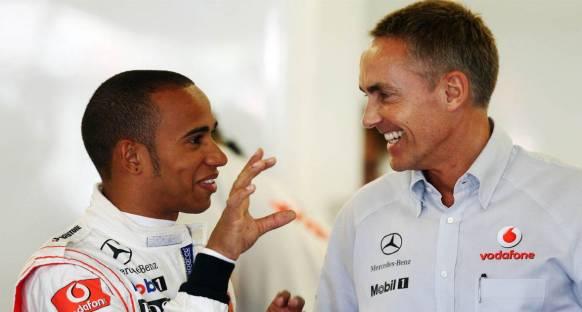 Whitmarsh: Hamilton McLaren'da olmaktan mutlu