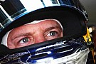 Vettel'in kendine güveni tam