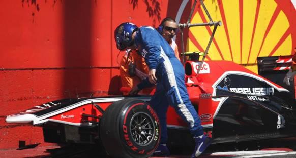 D'Ambrosio yedek şaşiyle yarışacak