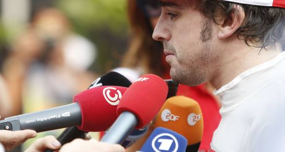 Alonso: Ferrari'nin geç kalmaması lazım