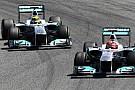 Rosberg: DRS yüzünden geride kaldım