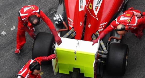 Ferrari'den itiraf: Yenilikçi olamadık