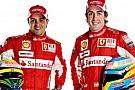 Alonso'dan Massa'ya: İyi bir ikiliyiz