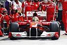 Sepang'daki hızı Alonso'ya cesaret verdi
