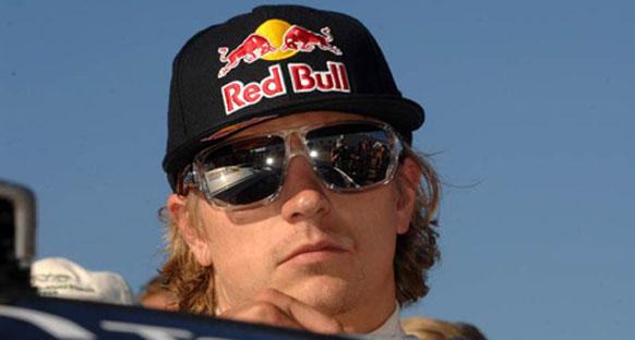 Raikkonen: NASCAR kariyerime Busch ile başlamak harika