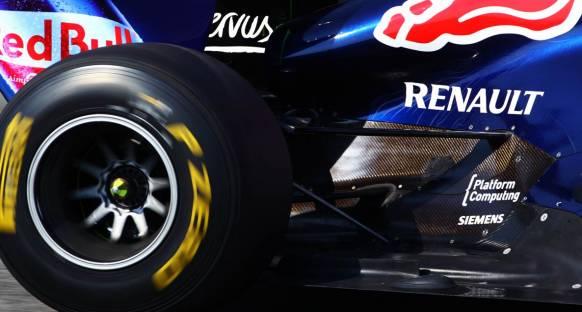 Newey: McLaren egzoz tasarımımızı kopyaladı