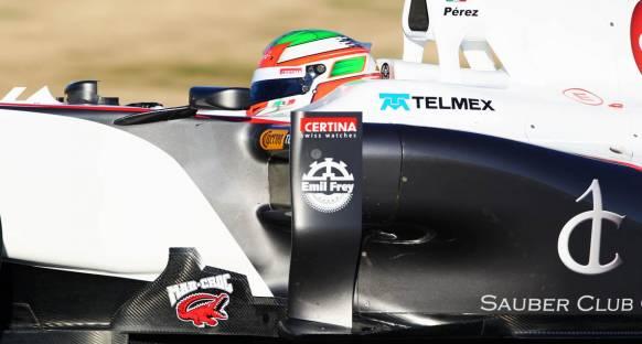 Sauber Yeni Difüzör İçin İspanya'yı Hedefliyor