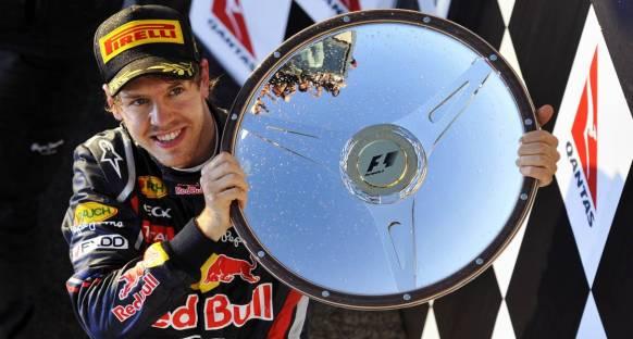 Marko: Vettel tüm kartları açmadan kazandı
