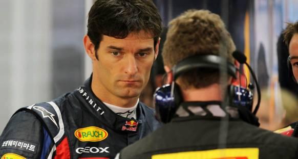 Webber yavaş kalmasının sebebini araştıracak