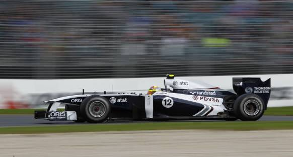 Williams sezona şanssız başladı