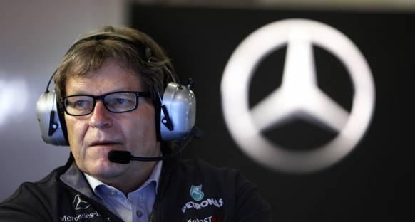 Mercedes: Henüz heyecana gerek yok