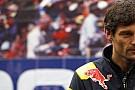 Webber: Red Bull yarışa hazır
