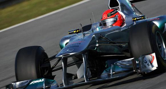 Berger, Mercedes'in farkı kapatacağından kuşkulu