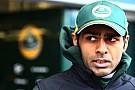 Chandhok Hindistan GP'de yarışmak istiyor