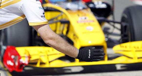 Fauzy Renault'nun yedek pilotu olacak