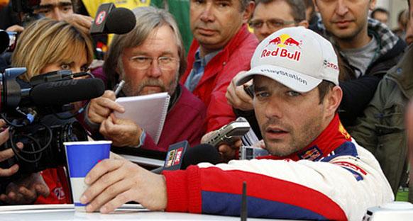 Loeb: 'F1 defteri kapandı'