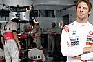 Button: KERS McLaren'ı ateşleyecek