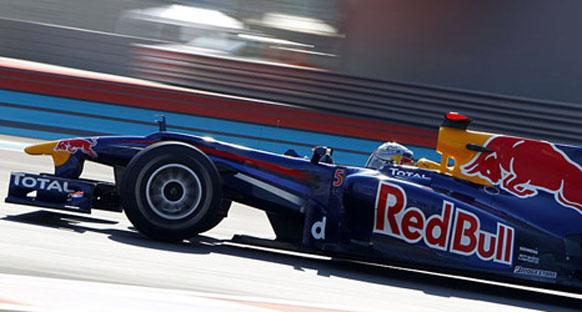 Sebastian Vettel pole pozisyonuna uçtu