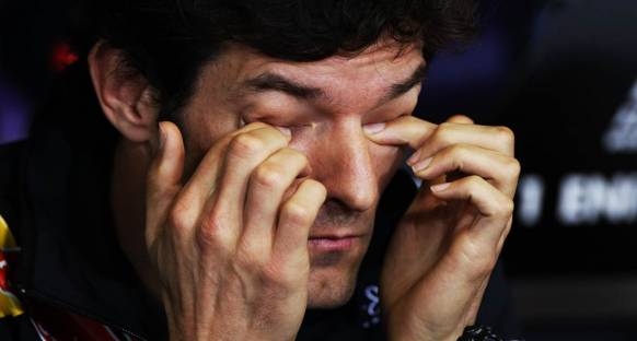 Webber: 'Bizde 2. olan en büyük kaybedendir'