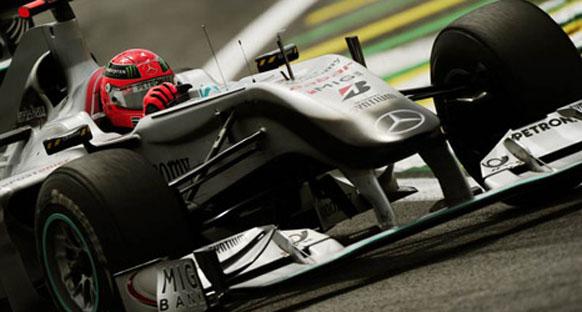 Schumacher sonuçtan üzgün