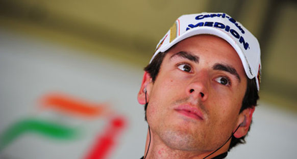 Sutil Force India ile devam diyor