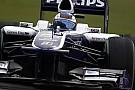 Williams'ı lastik sorunları vurdu