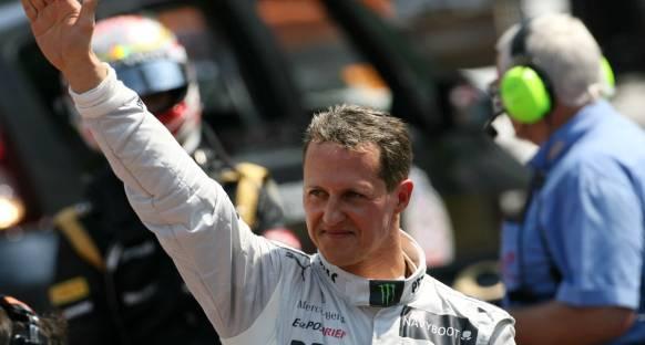 Schumacher Kore'de çıtayı yükseltmek istiyor