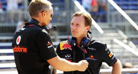 Red Bull Webber/Vettel mücadelesinin lüksünü yaşıyor