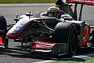 Hamilton: Red Bull'un illegal aracı değişince hızı kesildi