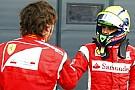 Massa Ferrari'nin performansını sürdürmesini umuyor