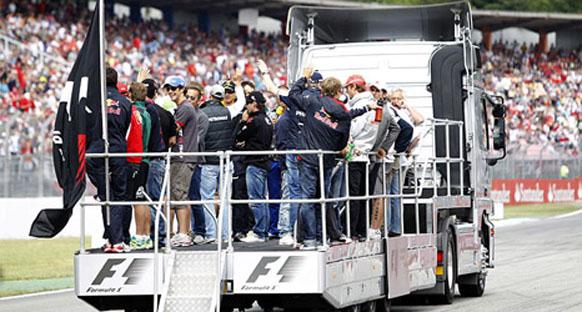 Güç Dengeleri: Belçika GP
