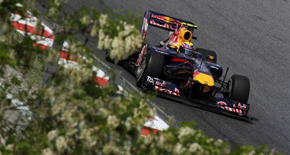 Red Bull, Spa'nın düzlüklerinden korkmuyor