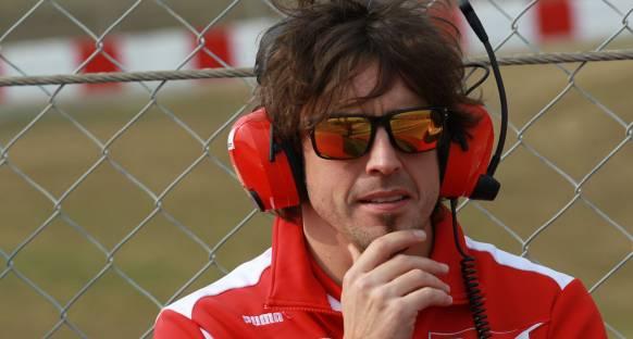 Alonso: 'Damalı bayrağa kadar pes etmeyeceğiz'