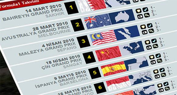 2011 takvimi nasıl olacak?