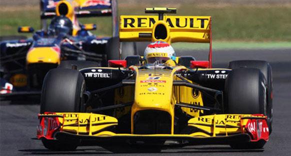 Renault, Petrov'u övdü
