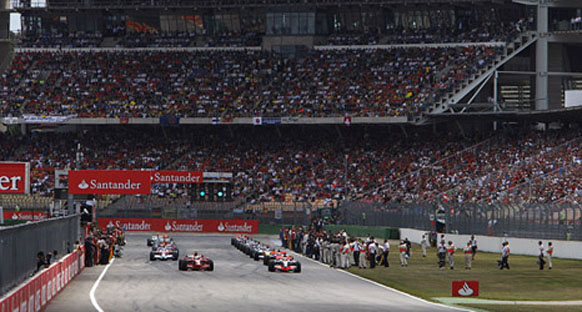 Almanya Grand Prix öncesi genel durum