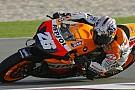 Rossi döndü ve en hızlı Pedrosa