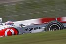 McLaren sıralama raporu