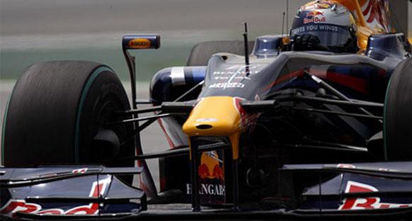 Vettel: 'Webber kendi kulvarında yarıştı'