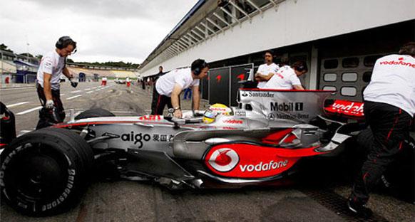 Hockenheim Testleri 2. Gün – Hamilton liderliği bırakmadı