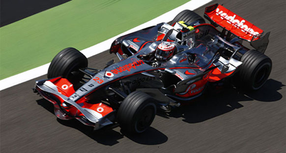 Silverstone Testleri 2. Gün - Sabah seansı lideri Kovalainen