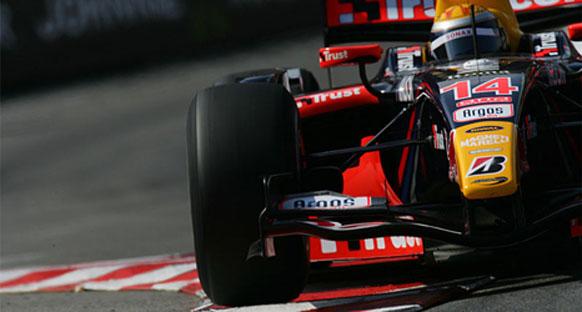 GP2 Fransa - İkinci yarışı Buemi kazandı