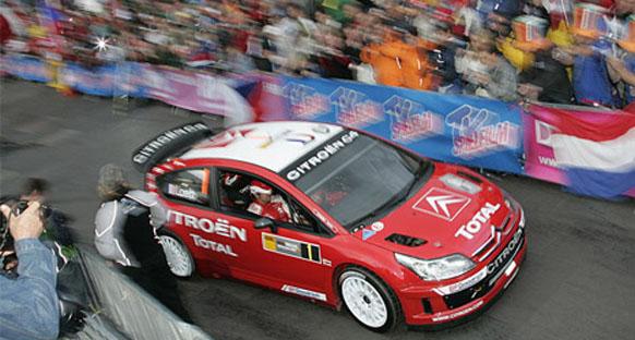 WRC - Türkiye'de ilk günün lideri Loeb