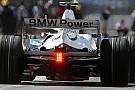 Klien'den BMW Sauber'e övgü