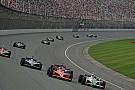 Yağmur Indy 500 antremanlarını olumsuz etkiledi